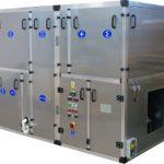 Adsorption dryer Lewaco
